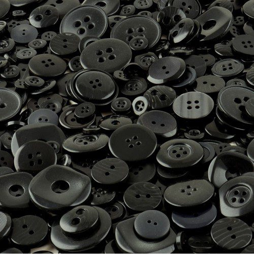 black-craft-buttons